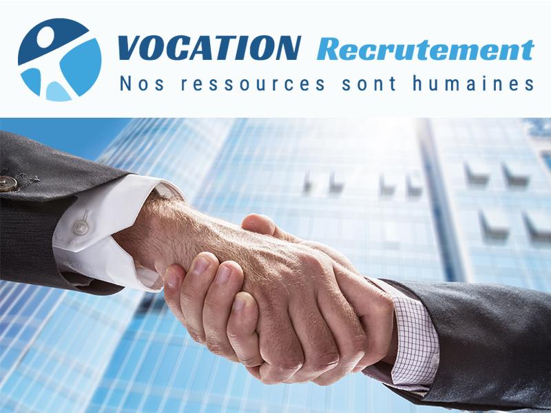 vocation recrutement- cabinet de recrutement - travail temporaire-interim-offre d'emploi rhone alpes-recrutement