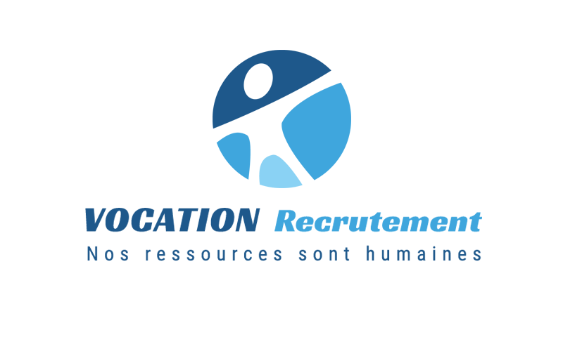 Logo de vocation recrutement